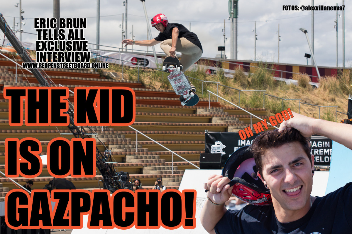 Eric Brun is on Gazpacho – Exclusive Interview